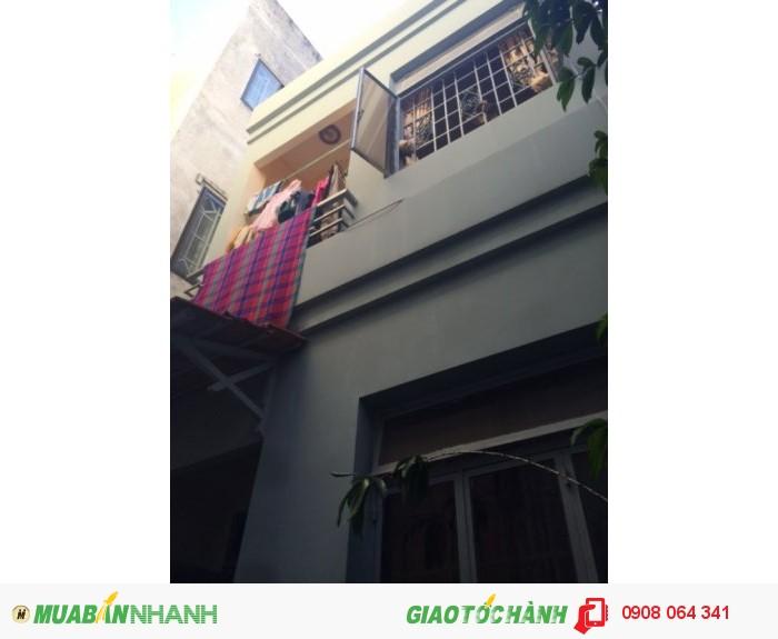 Bán nhà hẻm Huỳnh Văn Bánh, P.13, Phú Nhuận