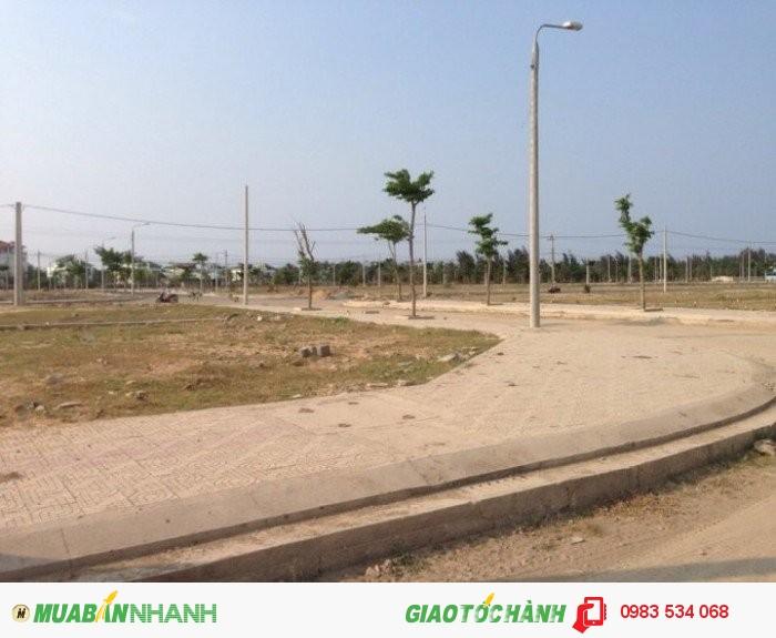 Sở hữu đất KCN Điện Nam Điện Ngọc, cách biển Non Nước 2km, 165tr/nền