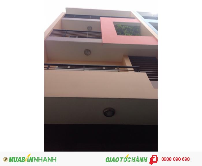 Bán nhà mặt tiền Hoa Thị, P7, Q Phú Nhuận. DT 5x8m