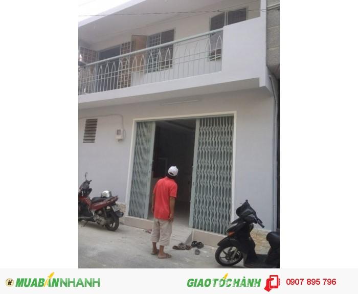 Bán nhà đường Tân Hóa quận 6