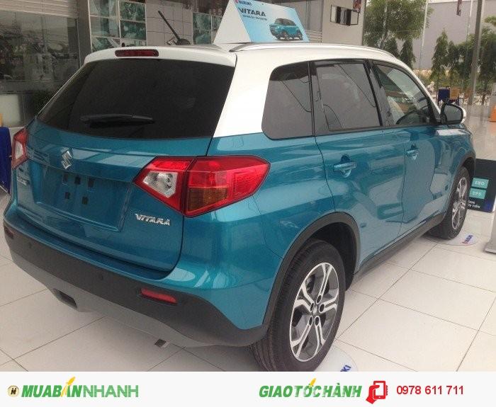 Suzuki Vitara Số tự động Động cơ Xăng