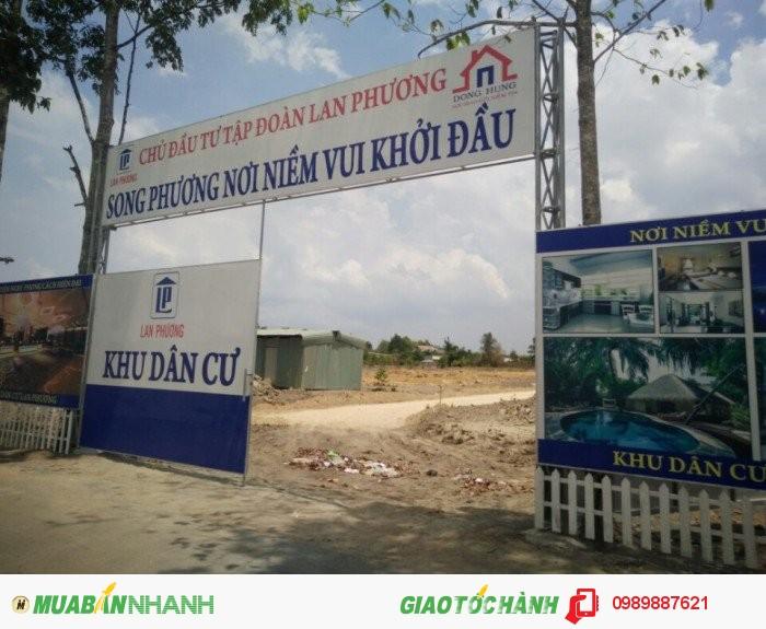 Hot mở bán dự án KDC Phước Thái - Long Thành , với giá gốc CDT chỉ 225tr / 77m2 . XDTD , SHR từng nền . Tặng 1 lượng vàng sjc cho 10 kh đầu tiên
