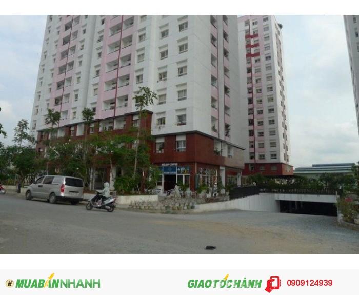 Căn hộ Ở NGAY 8X Đầm Sen giá 730tr/căn ngay công viên Đầm Sen