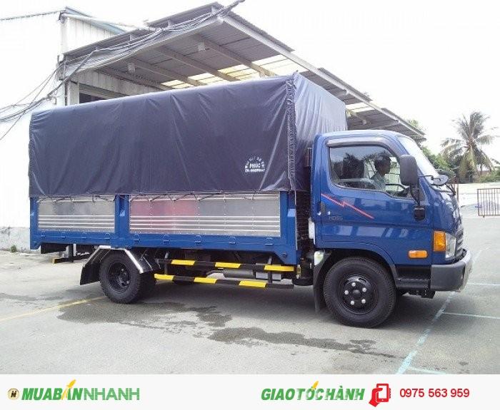 Hyundai 2,5 tấn vào thành phố được, động cơ,hộp số