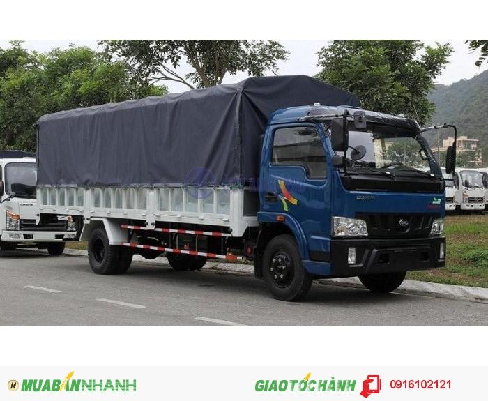 Veam VT sản xuất năm 2016 Số tay (số sàn) Xe tải động cơ Dầu diesel