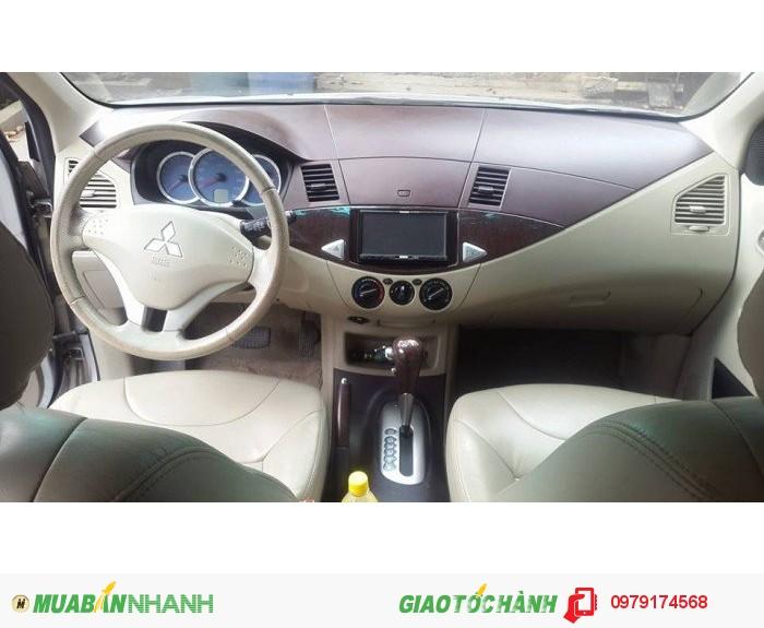 Mitsubishi Zinger sản xuất năm 2009 Số tự động Động cơ Xăng