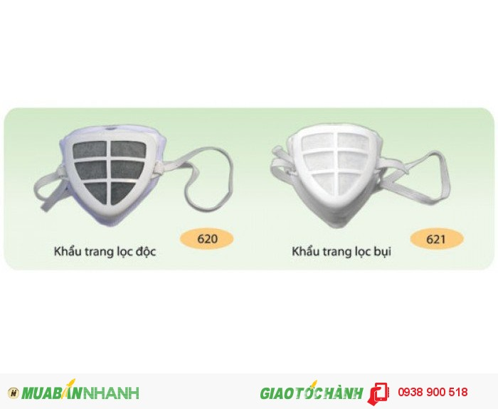 Mặt Nạ Hàn Cảm Ứng Ánh, mới 100%- Công ty TNHH BHLĐ VIna, 3