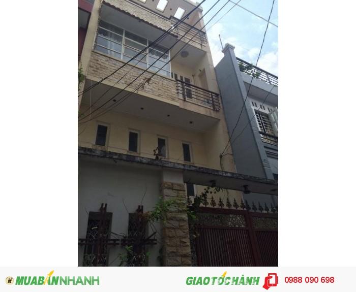 Bán gấp mặt tiền đường Sơn Cang, P.12, Tân Bình