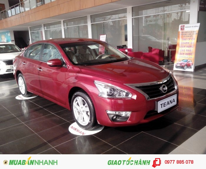 Nissan Teana sản xuất năm  Số tự động Động cơ Xăng