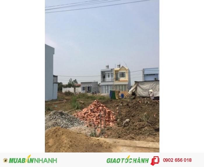 Bán đất Khu dân cư Phú Hữu, Quận 9, ngay ngã ba Nguyễn Duy Trinh và Gò Cát, chỉ 682 triệu/nền, SHR