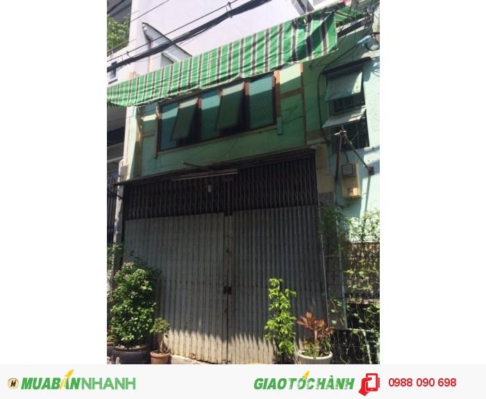 Bán nhà HXH đường Ni Sư Huỳnh Liên, P10, Tân Bình