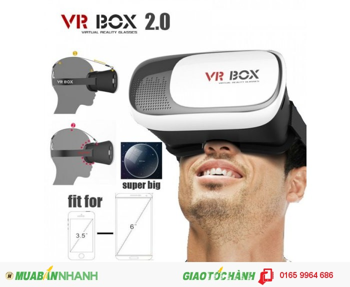 kính thực tế ảo game Hồ Chí Minh