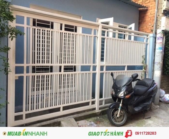 Cho Thuê nhà nguyên căn Đường Nguyễn Thị Minh Khai,Q.1,DT: 5x10m -1 trệt 2 lầu sân thượng