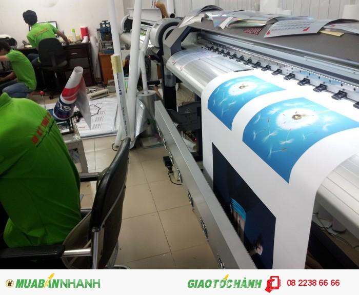 In Kỹ Thuật Số sở hữu hệ thống máy in mực nước hiện đại, máy in mực dầ...