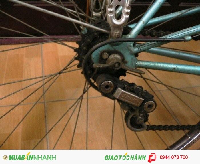 Xe đạp cổ Peujeot của Pháp