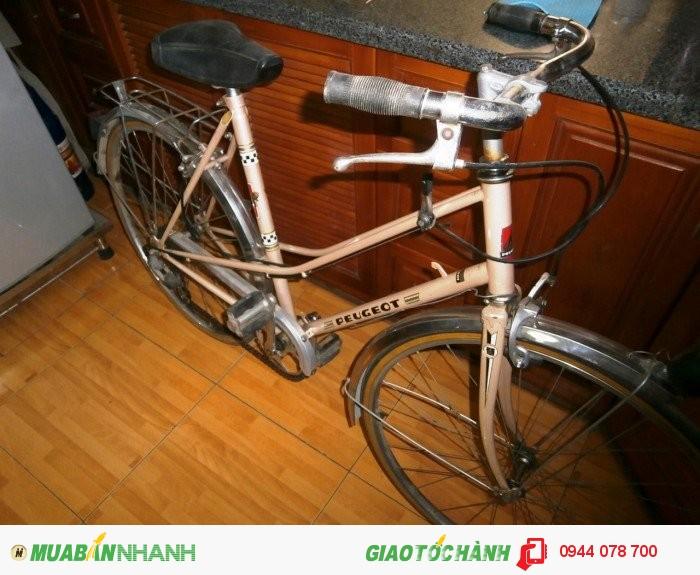 Xe đạp cổ dành cho lứa tuổi thiếu niên