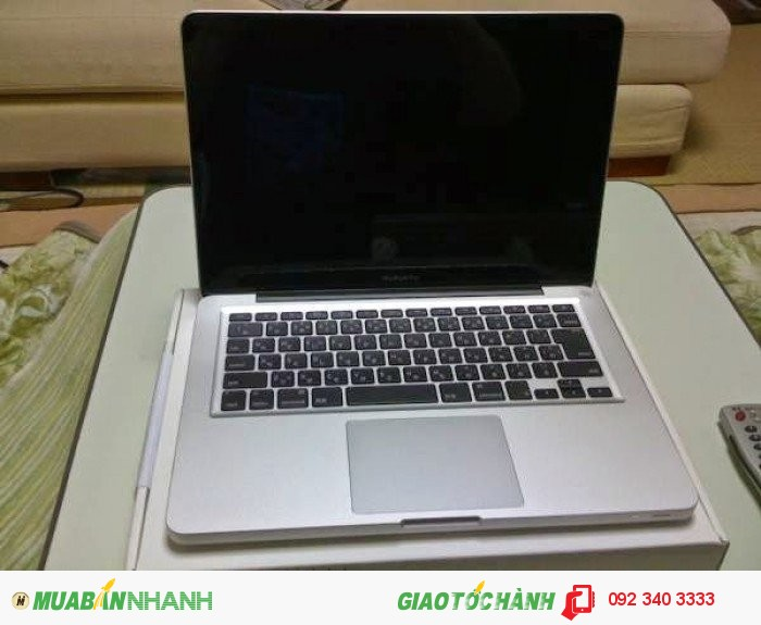 Macbook pro 2011 | CPU: 2.4GHz Intel Core i5 3MB L3 cache