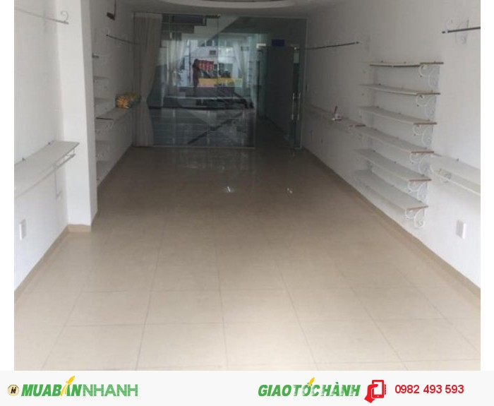 Cho thuê nhà mặt phố 114 đường Trần Đình Xu, P.Nguyễn Cư Trinh, Quận 1, DT: 7x20m, diện tích: 140m2, 1 lầu, giá: 3.000$
