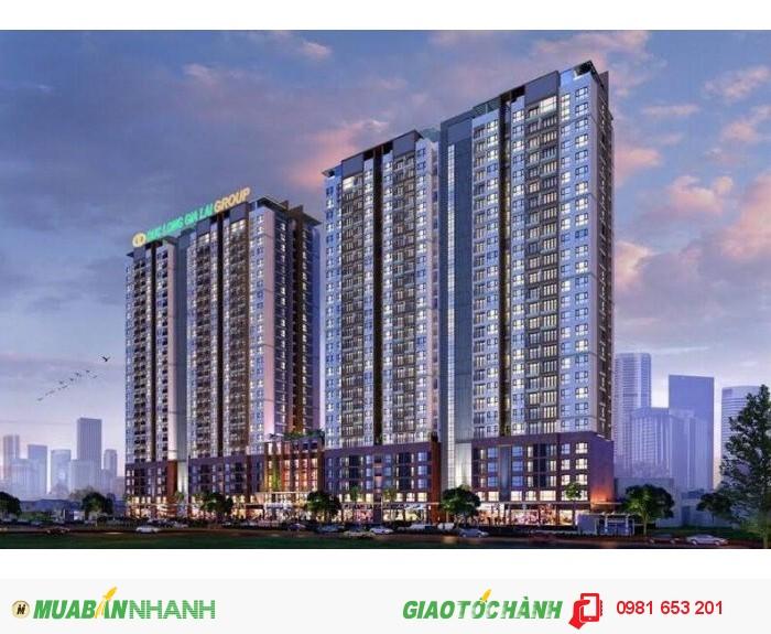 Sở hữu căn hộ ngay cảng Khánh Hội chỉ với 450 triệu với chiết khấu 70 triệu,chỉ trả 9 triệu/tháng.