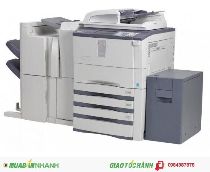 Bảo trì máy photocopy Ricoh