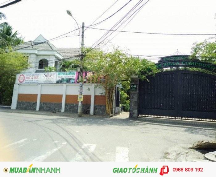Bán đất vị trí đẹp phường An Phú,mở bán đợt 1 sau lưng The Vista, quận 2