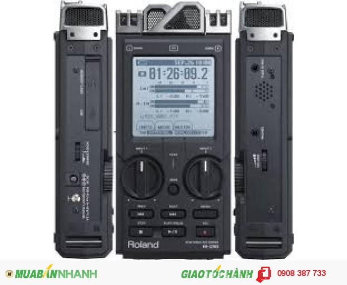 Máy ghi âm chuyên nghiệp Roland R26