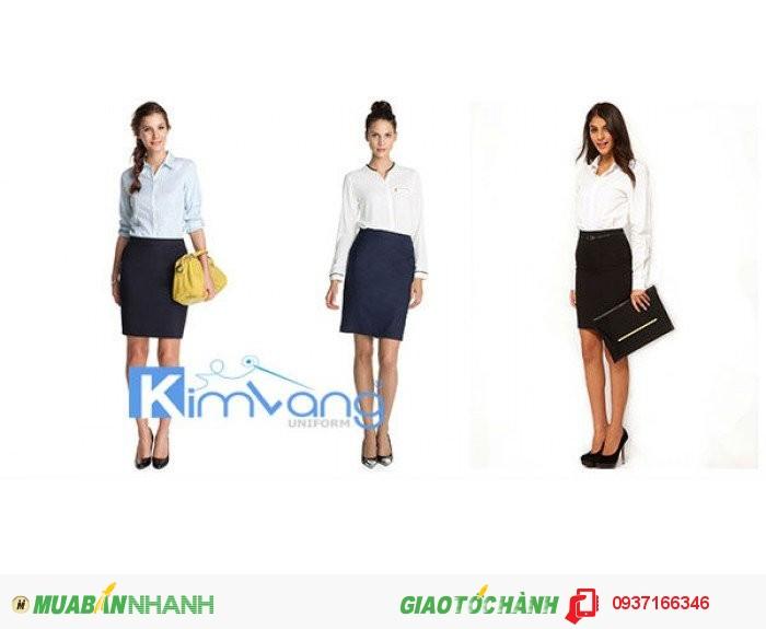 May đồng phục công sở - Công ty May Kim Vàng1
