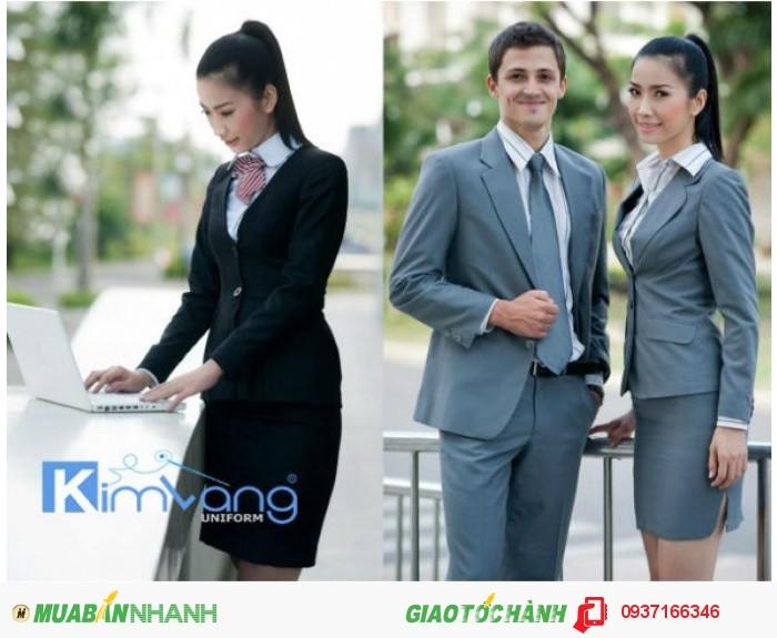 May đồng phục công sở - Công ty May Kim Vàng3