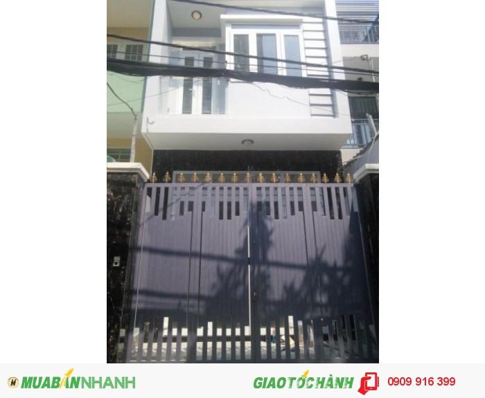 Bán nhà DT 3.3x14m, 1 trệt 1 lầu đúc thật hẻm XH Huỳnh Tấn Phát, giá 900 Triệu  cách cầu Phú Xuân 1km