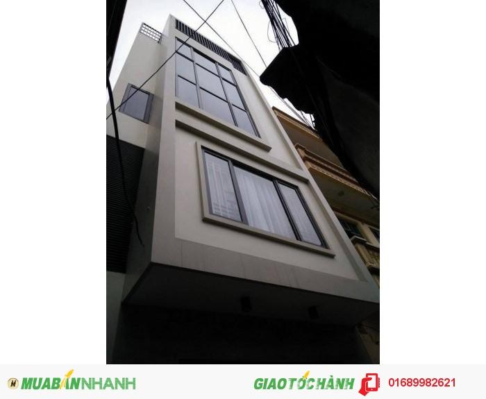 Nhà mặt phố Vũ Tông Phan 63m2, 5t, mt 4.3m