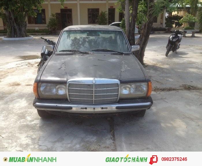 Bán Mercedes 230 cổ