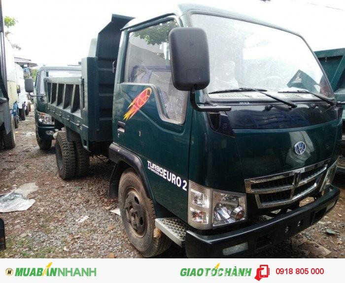 Vinaxuki 990T sản xuất năm 2009 Số tay (số sàn) Xe tải động cơ Dầu diesel