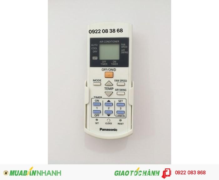 Remote máy lạnh Panasonic Hàng rin giá: 250.000