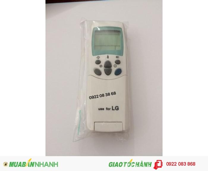 Remote máy lạnh LG giá: 85.000