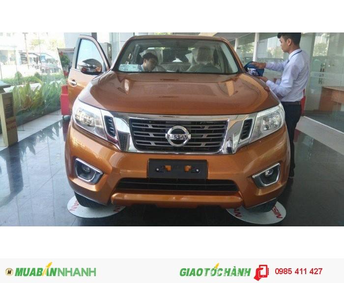 Nissan np300 navara 2.5el số tự động 1 cầu.giá hấp dẫn
