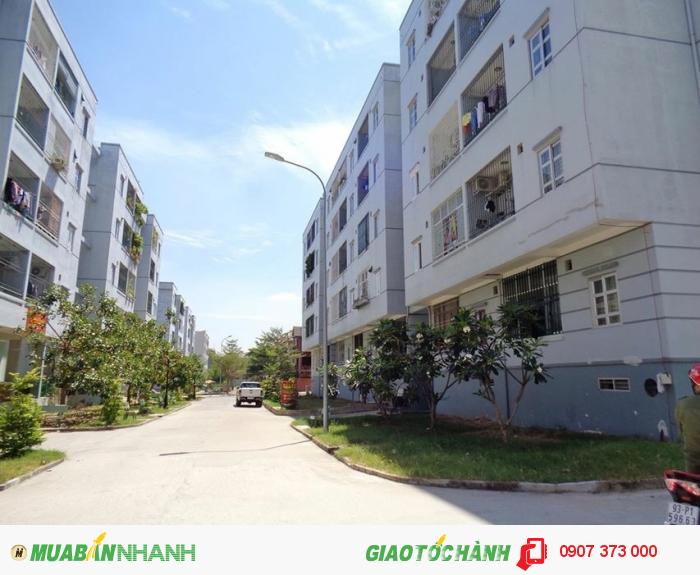 Bán căn hộ trong chung cư Quân Đội số 468 Phan Văn Trị, P7, GV, HCM