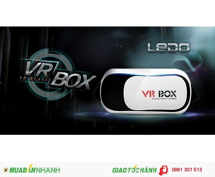 Kính thực tế ảo vr box 2 phiên bản mới nhất