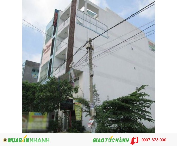 Bán khách sạn và đất mặt tiền phường Thạnh Lộc, Q12, HCM