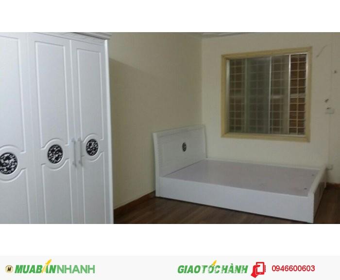 Cho thuê nhà mặt phố Hoàng Ngân, diện tích 25m2, đầy đủ nội thất,  khép kín, giá 2,8 triệu/tháng.