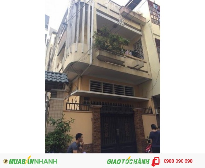 Bán nhà HXH Lê Văn Sĩ, P13,Q Phú Nhuận. DT 5x13m (nở hậu)