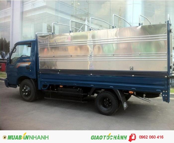 Xe tải KIA 2t4, K165s, giá tốt Tây Ninh, Long An.