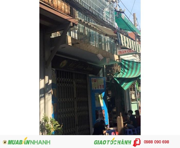 Bán nhà hẻm 3m Huỳnh Văn Bánh, P.12, Phú Nhuận. DT 3x10m, nở hậu 3.4m