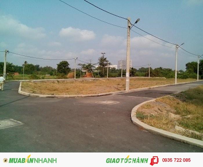 Dự án mới Đất giá rẻ Ngô Chí Quốc 800 triệu/nền, xây dựng tự do