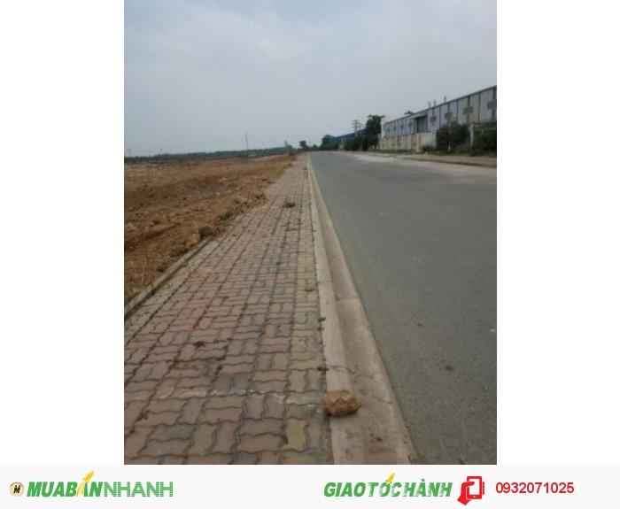 Bán đất nền giá siêu rẻ chỉ với 3tr/m2 tại xã Tân An Hội, Củ Chi