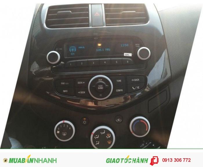 Chevrolet Spark DUO bán tải 2 chỗ động cơ 1.2, sang trọng 3