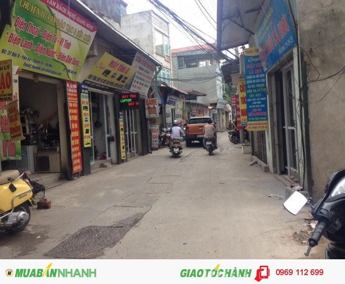 Bán đất Văn Quán  ( Yên Xá ) Kinh doanh tốt , 45m2 SĐCC, Giá 2,7 tỷ - Đường  rộng 6m