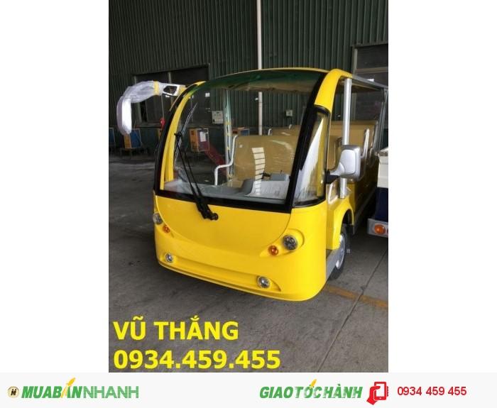 Bán xe điện du lịch nhập khẩu 14 chỗ