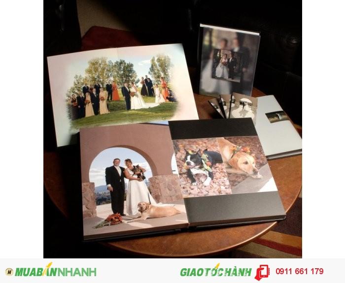 Photobook - tạp chí ảnh cưới