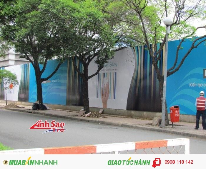 Dịch vụ thi công quảng cáo Ánh Sao Trẻ tại TP.Hồ Chí Minh kết hợp với thiết kế, in ấn tạo nên một chuỗi liên hoàn, tạo sự tiện lợi và tiết kiệm chi phí, thời gian cho những đơn vị có nhu cầu!, 3