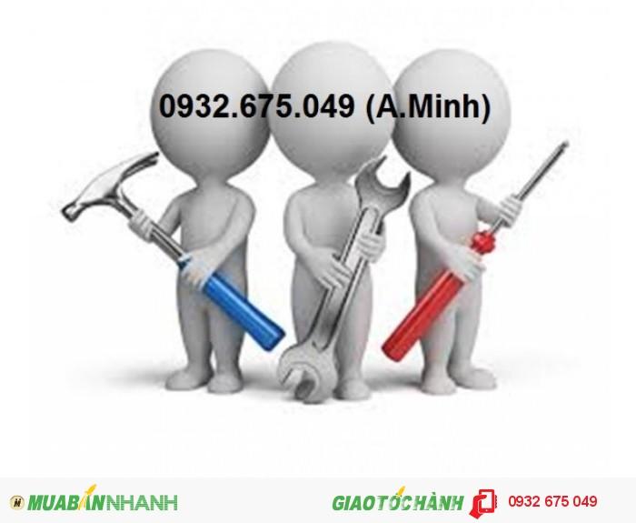 chuyên sửa chữa điện nước dân dụng 0932 675 049